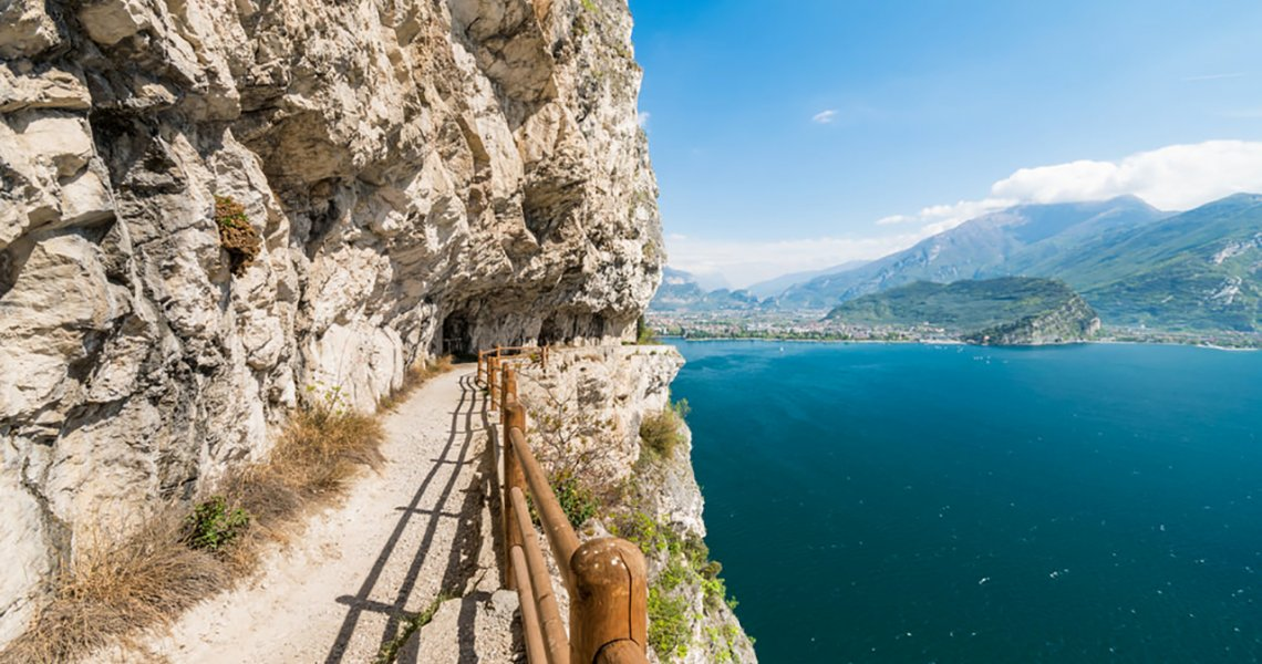 The 5 best places to visit on Lake Garda