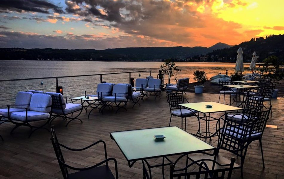 Offerta Ottobre Hotel 4 Stelle sul Lago